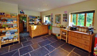 Eskdale campsite - facilities for glamping pods and campsite | by www.beckythetraveller.com