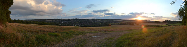 From Northchurch Common over Dudswell.