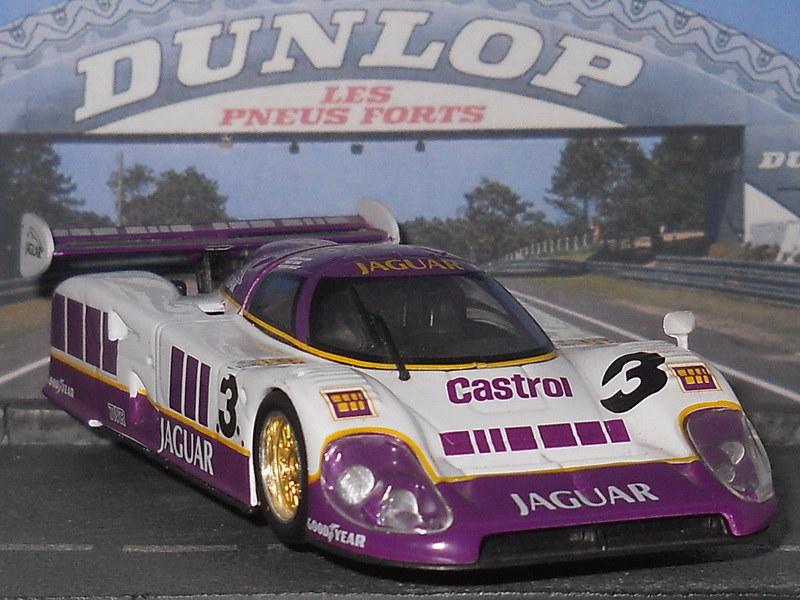 Jaguar XJR12 – Le Mans 1990