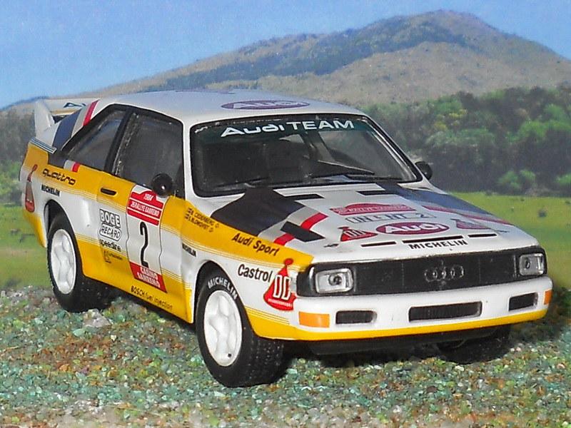 Audi Sport Quattro A2 – San Remo 1984
