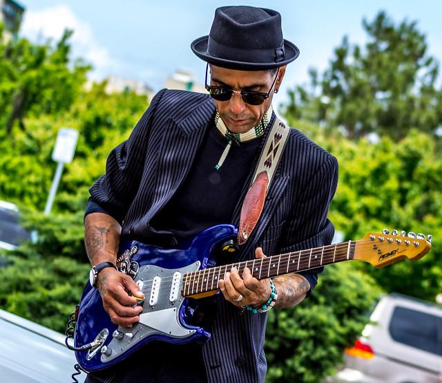 Blues Busker