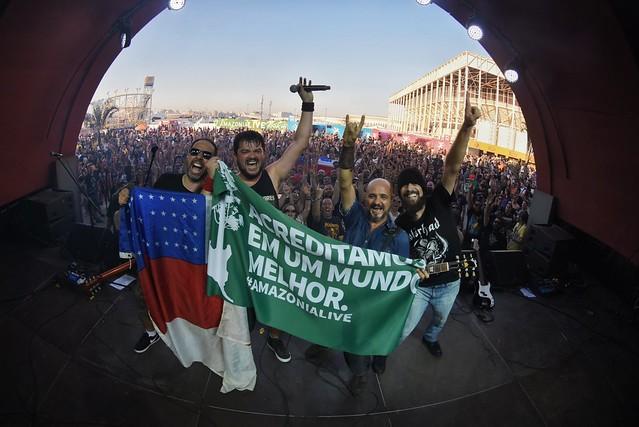 Banda Tudo Pelos Ares no Rock In Rio