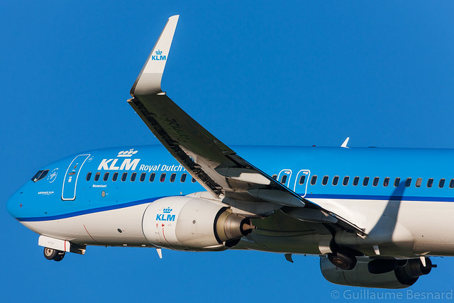 Boeing 737-800 KLM Royal Dutch Airlines PH-HSE cn 39259/3635