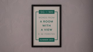 A Room With A View // Poster | by Scott Garner