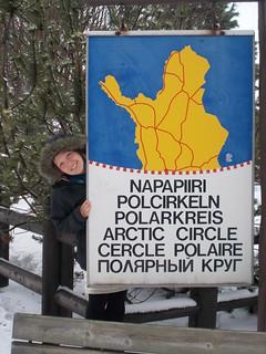 Rovaniemi - poolcirkel (1) | by Laloe.be