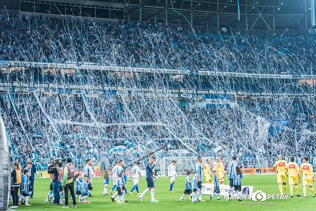Grêmio 1x0 Cruzeiro (16/ago) - Copa do Brasil 2017