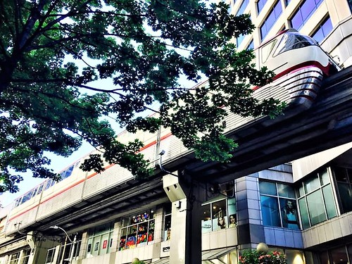 Seattle Monorail Perspective 1