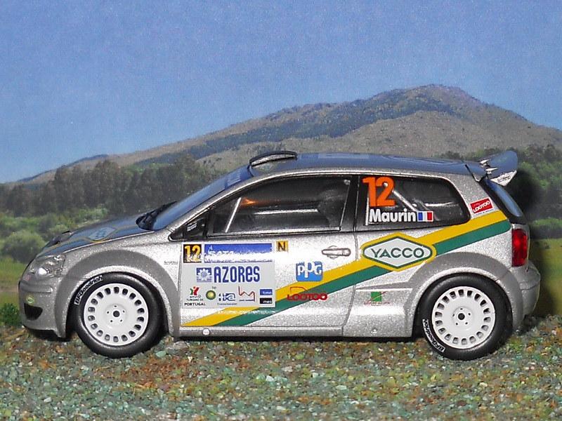 VW Polo S2000 – SATA Azores 2009