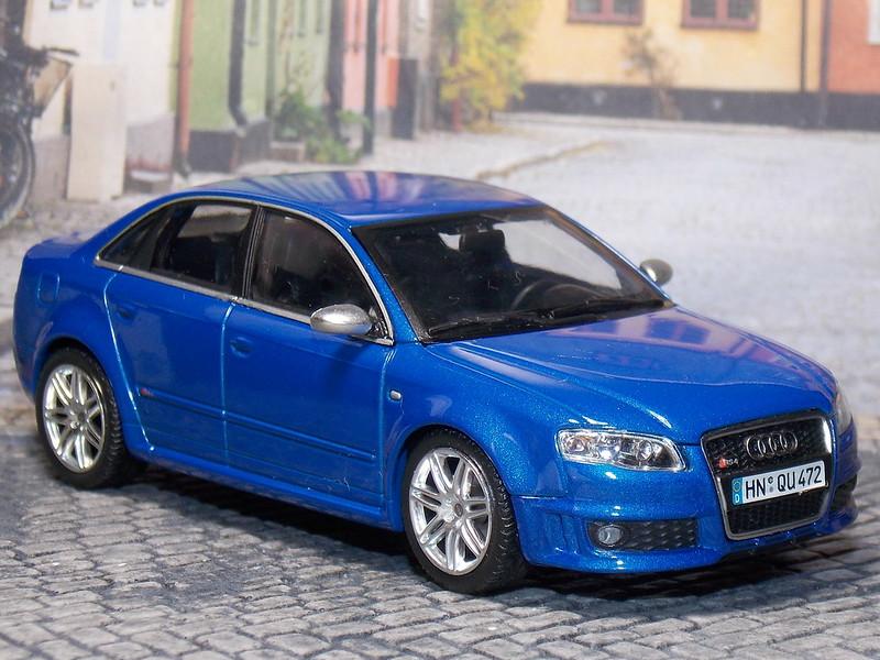 Audi RS4 - 2005