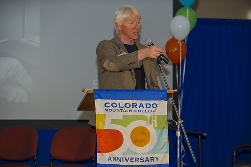CMC 50th Anniversary PRINT 300ppi_264   by ColoradoMountainCollege