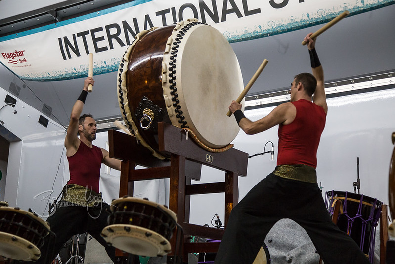 Raion Taiko With Godaiko Drummers | 2017.09.02