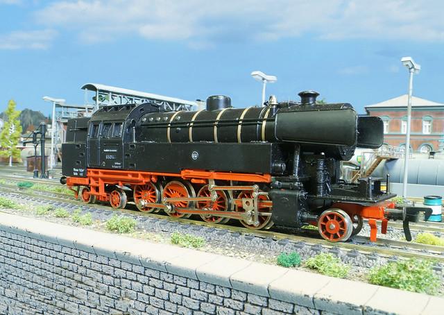 DB BR 65 014 - Fleischmann
