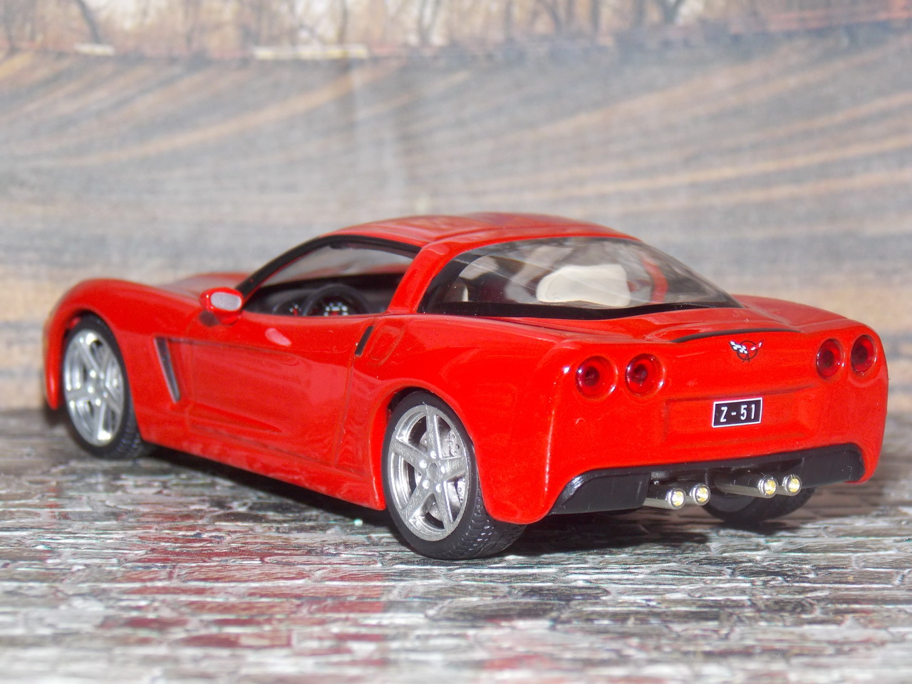 Chevrolet Corvette C6 Z51 - 2005