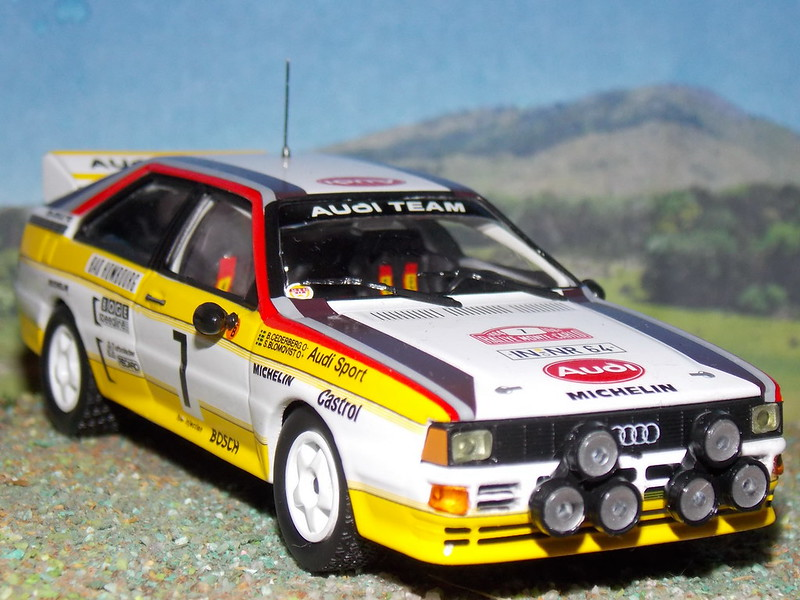 Audi Quattro A2 – Montecarlo 1984