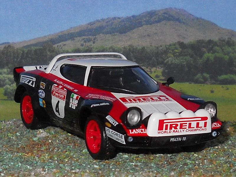 Lancia Stratos HF – San Remo 1978
