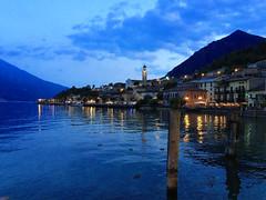 Limone Lake Garda NightScape