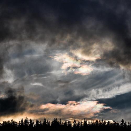 andrewmcgavin cloudsstormssunsetssunrises clouds iridescentclouds birnam squarecrop eos7dmk2 canon100400mm sky dramatic drama stormy stormyweather scottishweather scotland