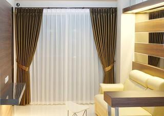 kami penjual&pembuat dekorasi interior, berupa : gordyn,wa