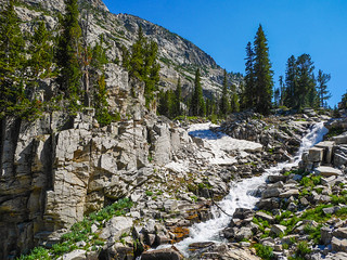 I guess they call it Cascade Canyon for a reason | by snackronym