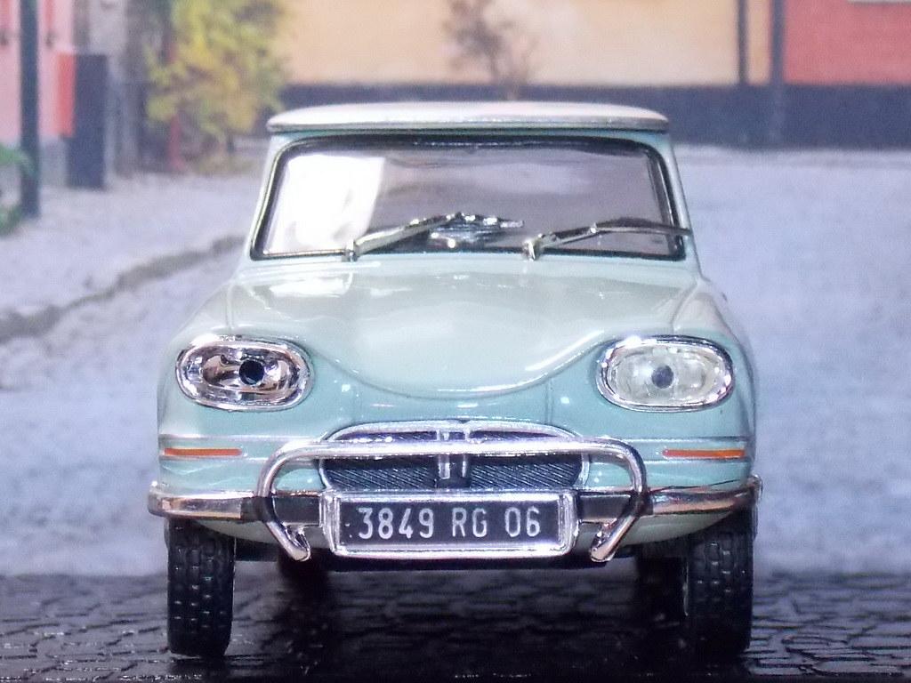 Citroën Ami 6 – 1962