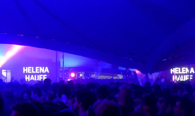 Helena Hauff @ Primavera Sound Festival, Barcelona, 02.06.2016