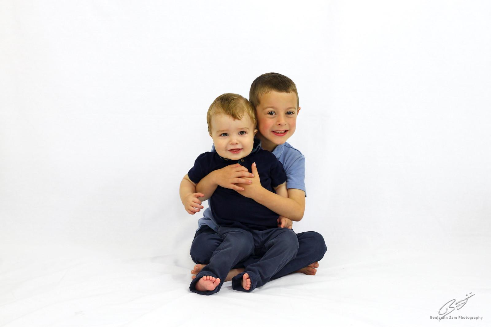 Photoshoot - Brothers