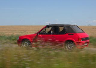 Peugeot 205 Cabriolet   by Spottedlaurel