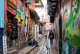 Bogota, Colombia   by szeke