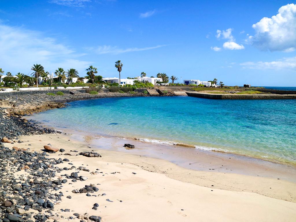Pueblo Pedro Barba en La Graciosa recomendacion al visitar las islas Canarias