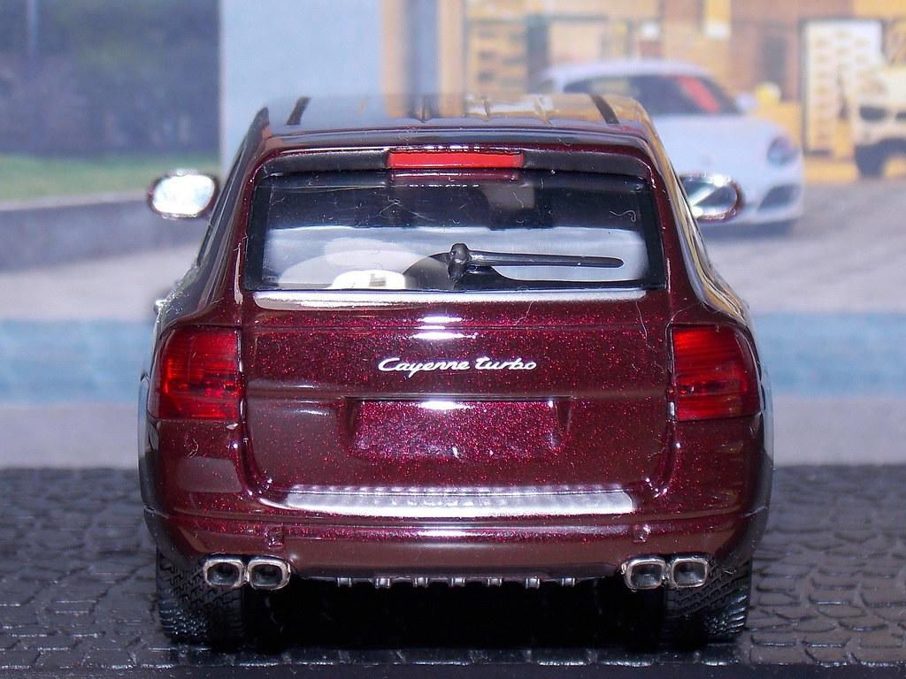 Porsche Cayenne Turbo – 2002