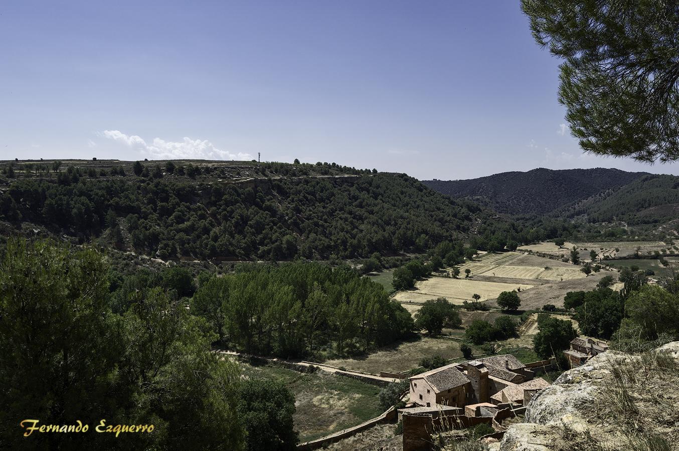 Del Agualleve al Castillo