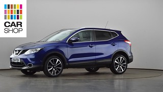 DS14FDV-used-NISSAN-QASHQAI-DIESEL-HATCHBACK-1-6-dCi-Tekna-5dr-4WD-Diesel-Manual-BLUE-2014-XC-L-10 | by cardiffcarshopcollections