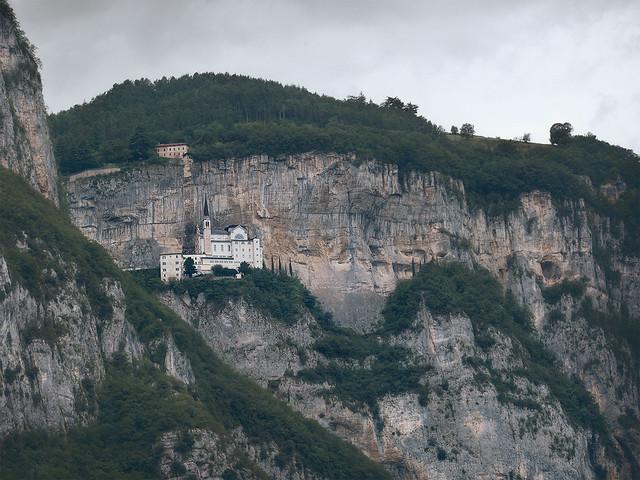 Basilika Madonna della Corona / Monte Baldo