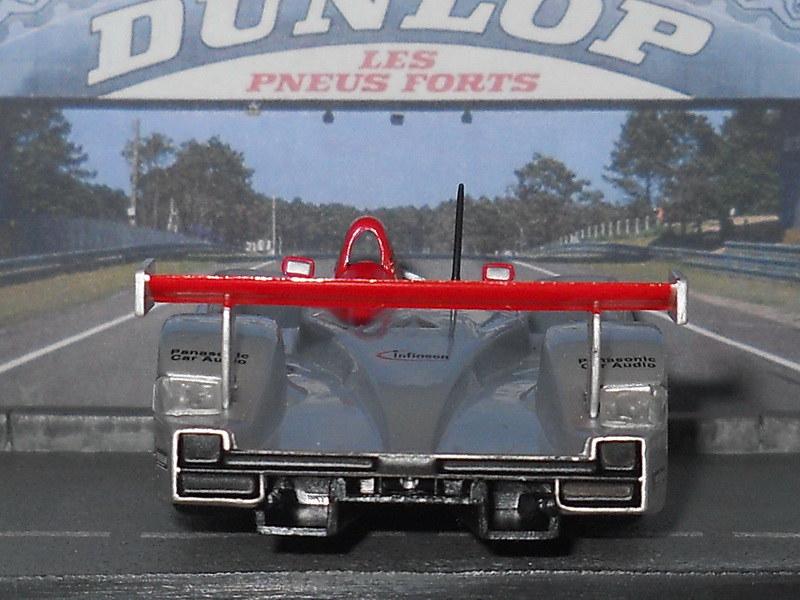 Audi R8 – 24 Hs Le Mans 2001
