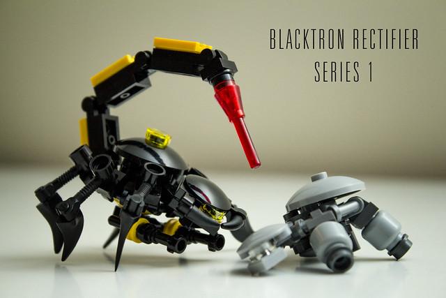 Blacktron Rectifier