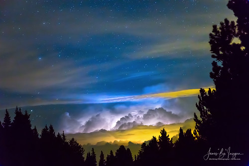 night starry sky nighttime success blue yellow stars astrophotography mountains pinetrees wilderness jamesinsogna nature landscapes coloradolandscapes bouldercounty forest travel ward colorado unitedstates