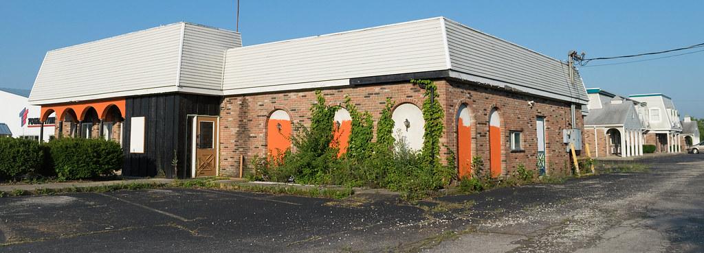former L&K Motel & Restaurant, North Baltimore, OH (12