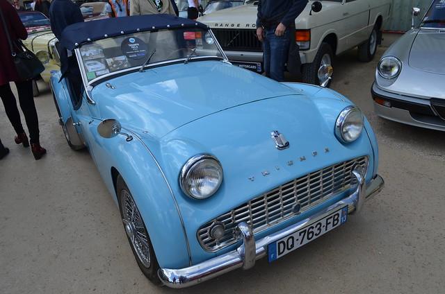 Triumph TR3 A 1962
