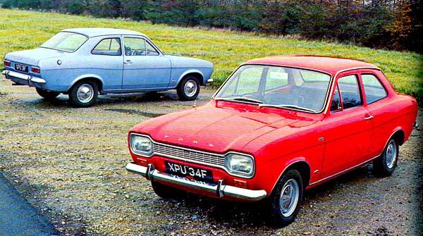 Ford Escort 1300 GT – 1968