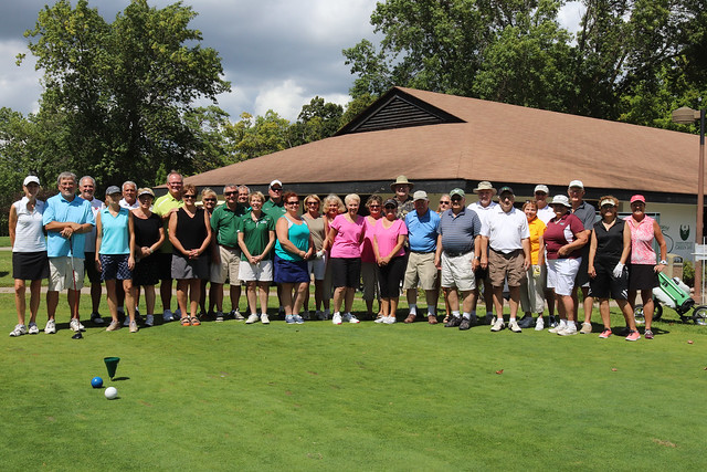 Aug. 17, 2017 - Retirees Golf Outing