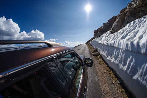 Climbing Mount Evans | by Groucho Dis