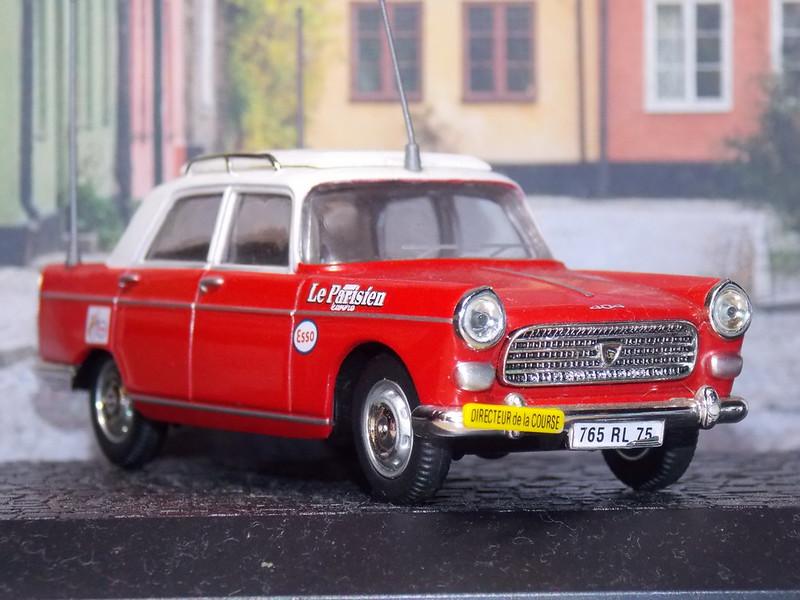 Peugeot 404 - 1966