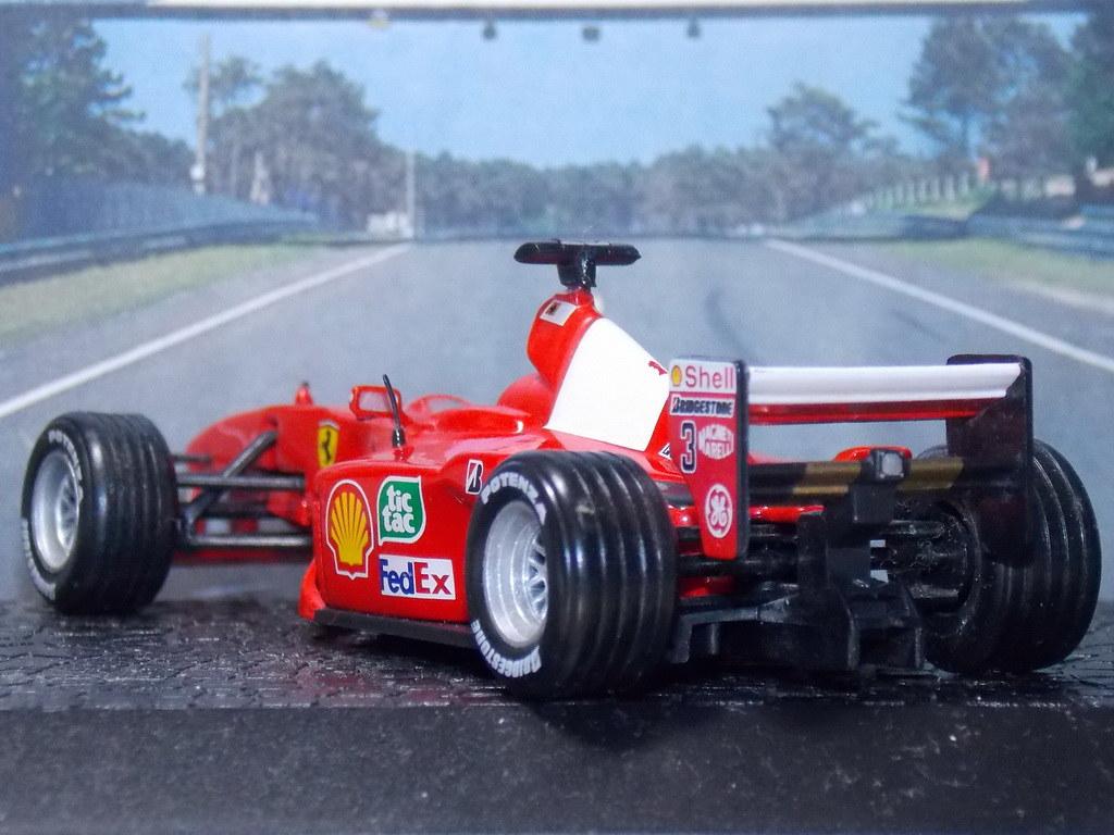 Ferrari F2000 – 2000