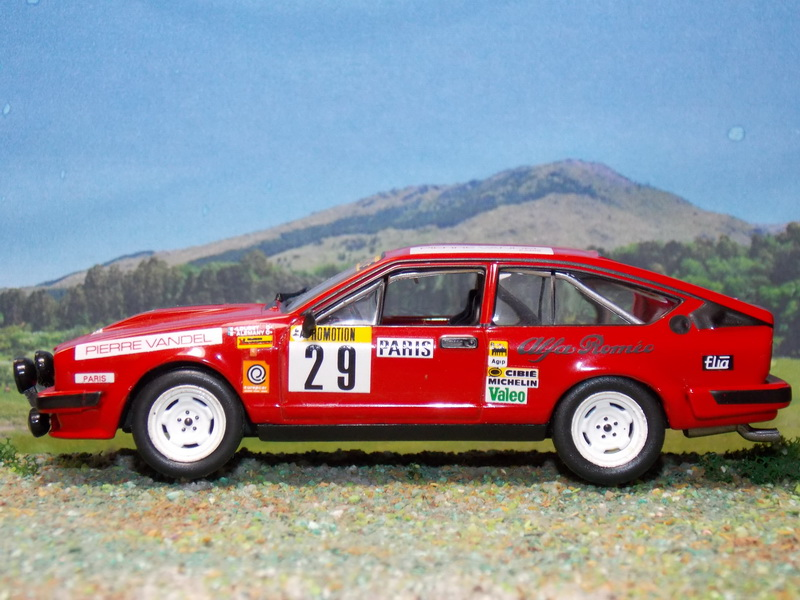 Alfa Romeo GTV6 – Montecarlo 1983