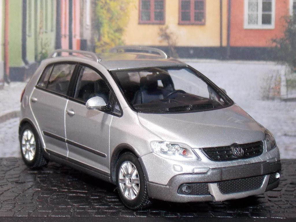 VW Cross Golf – 2006