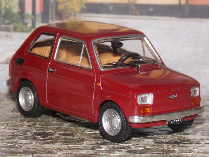 Fiat 126 - 1972
