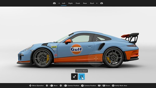 Gran Turismo Sport – Livery Editor   by PlayStation.Blog