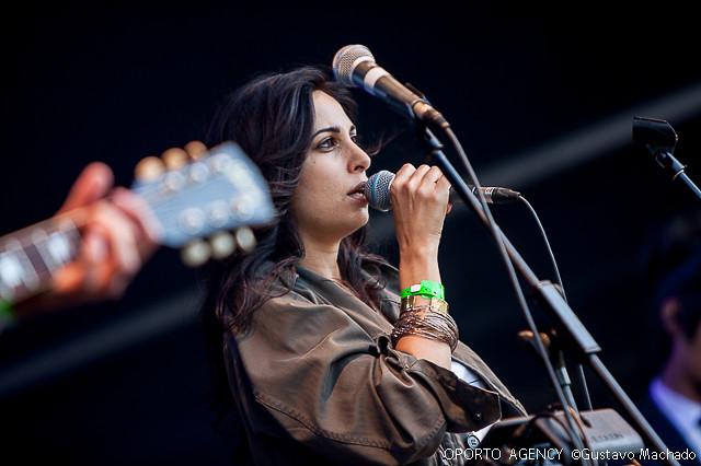Yasmine Hamdan - NOS Primavera Sound '15