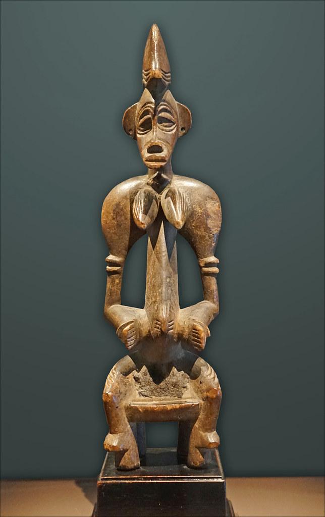 Les maîtres de la sculpture de Côte d'ivoire (musée du quai Branly (Paris)