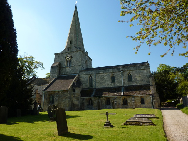 Womersley, St Martin's Church (c) Alexander P Knapp